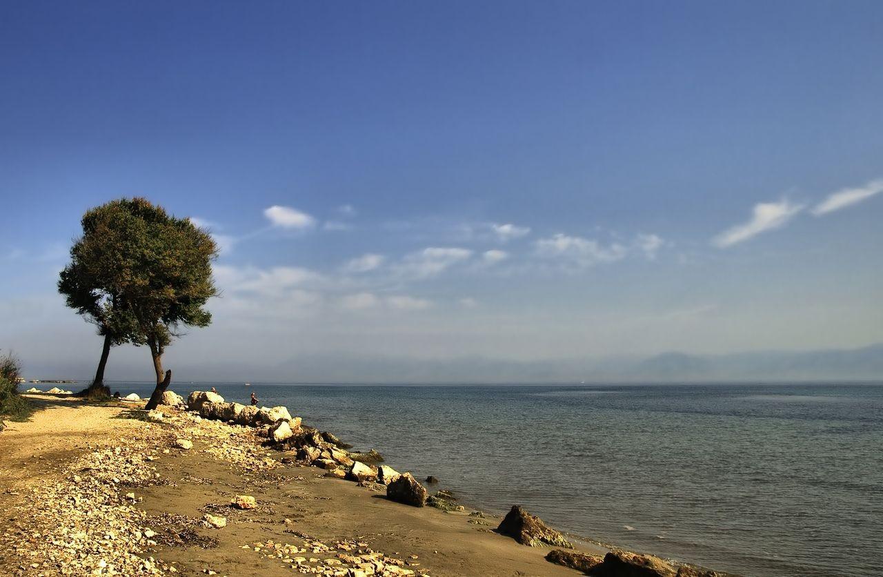 Roda beach  Corfu  Terrabook