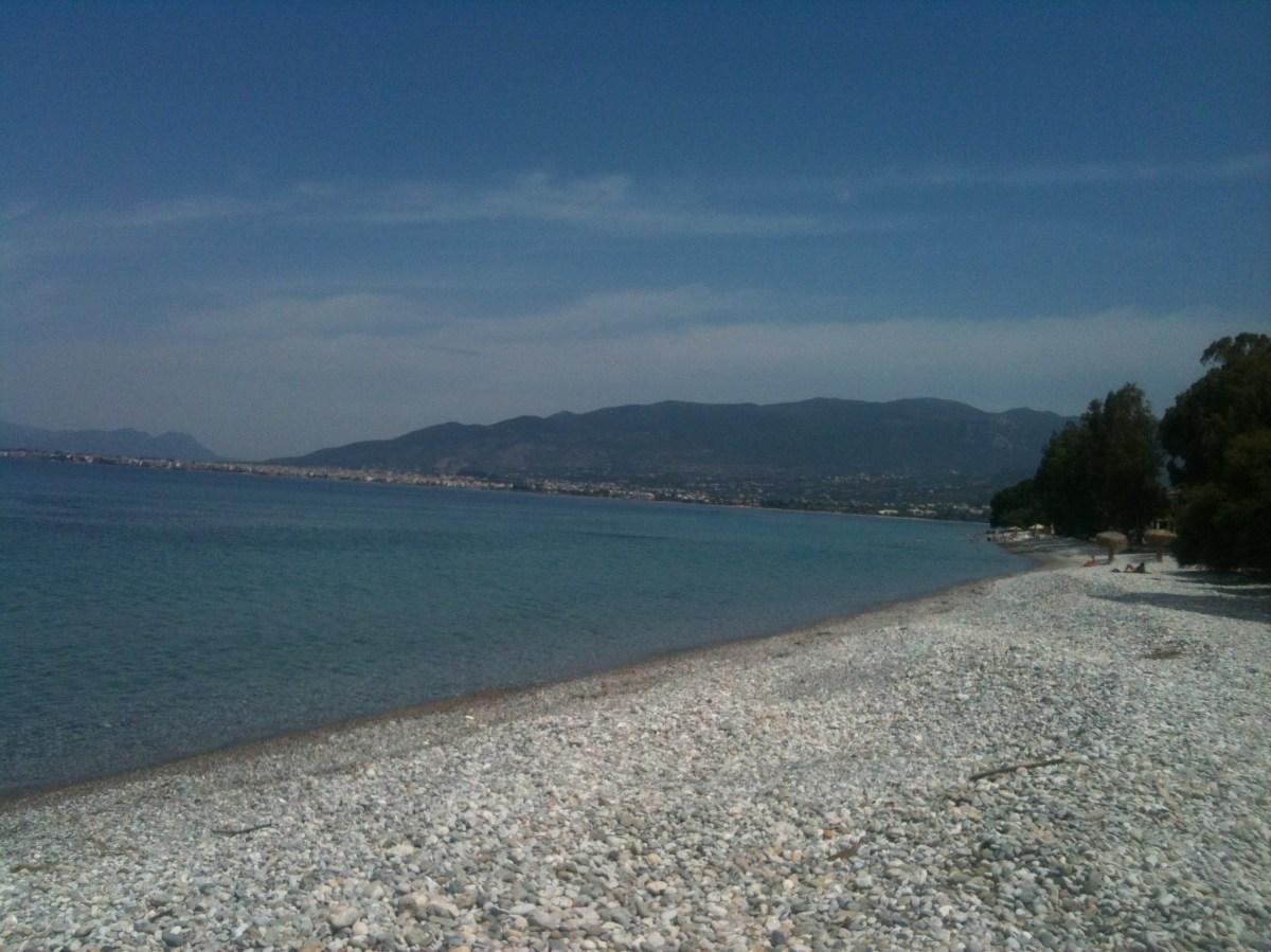 Παραλία Αλμυρού - Μεσσηνία | Terrabook