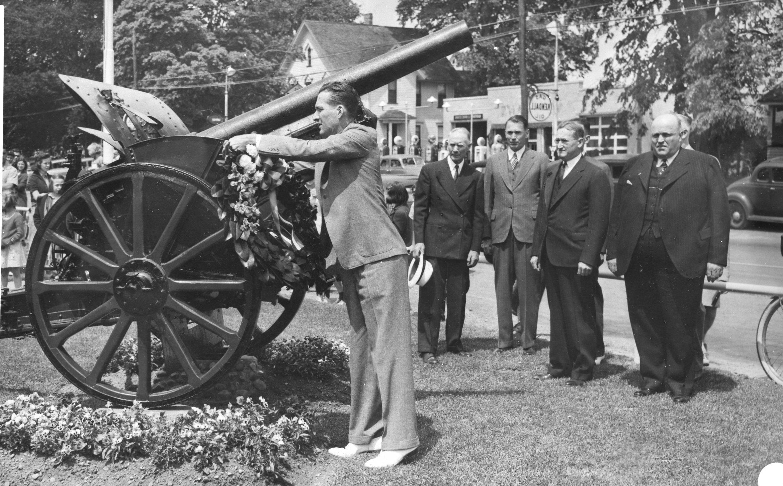 Memorial Day Wreath Dedication