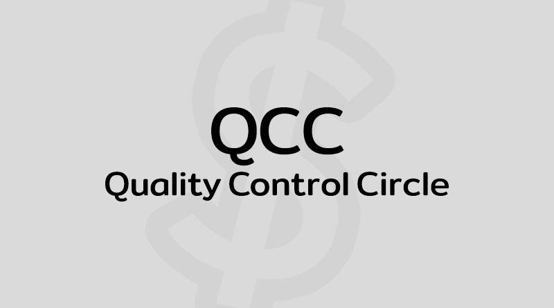 QCC คือ Quality Control Circle คือ หลัก QCC ทฤษฎี