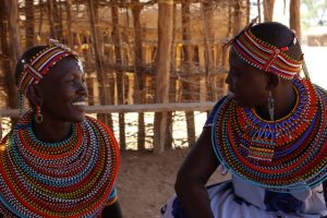 "Umoja, Kenya, an all-female village whose name means ""unity"" in Swahili."