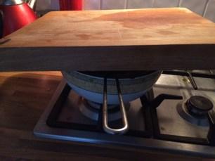aubergine preparation