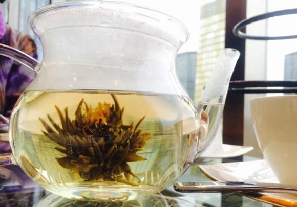 Peach Artisan Blooming Tea