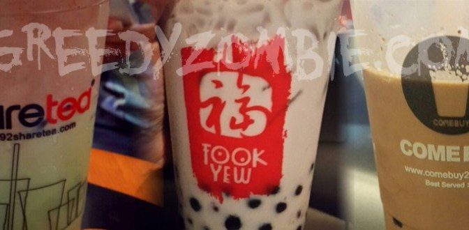 3 Best Bubble Tea In Jakarta