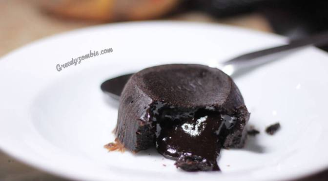 Recipe: Chocolate Lava Cake