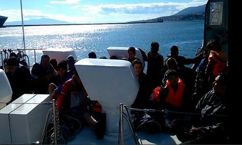 Migrant arrivals' drop 90% in Greece, undercover agents come, EU-Turkey deal is the one