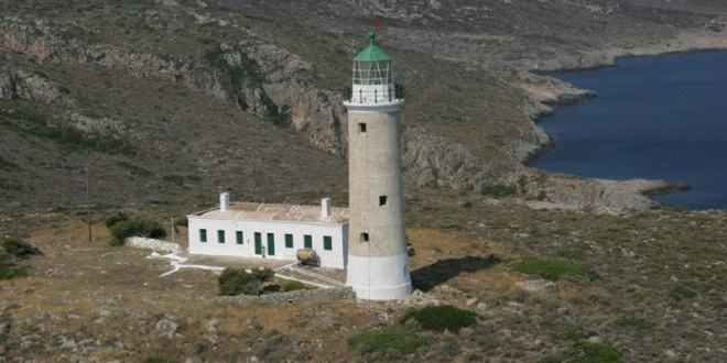 Φάρος Σπαθί, Κύθηρα 801 00, Ελλάδα