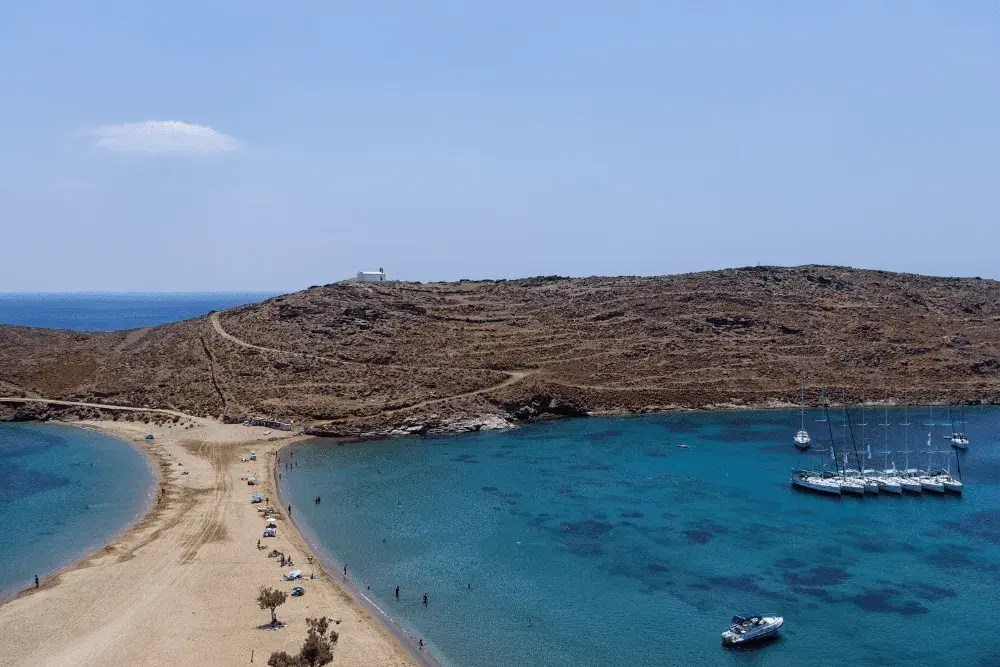 Greek Island Hopping - Kea and Kythnos