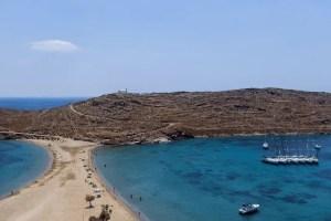 Greek Island Hopping - Kea and Kythnos