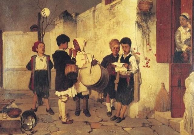 Kalanda Carol Singing Greek Christmas Traditions Greeker Than