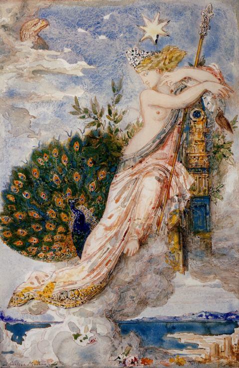 Hera (Juno) Greek Goddess of the Month of June, Goddess of