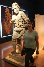 Hey Mom! I am hanging with Odysseus
