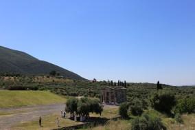 Saethid Mausoleum at Messene