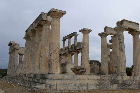 The Temple of Aphaia