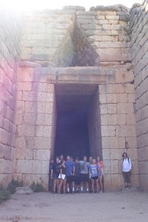 The Tomb of Atreus