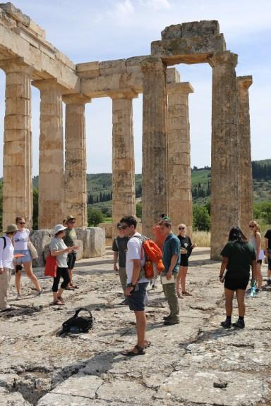 The Temple of Nemean Zeus