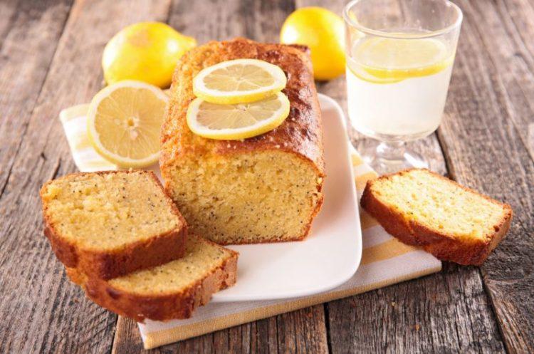 Keto lemon bread – A dream from Magna Graecia
