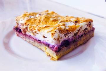 Keto blueberry