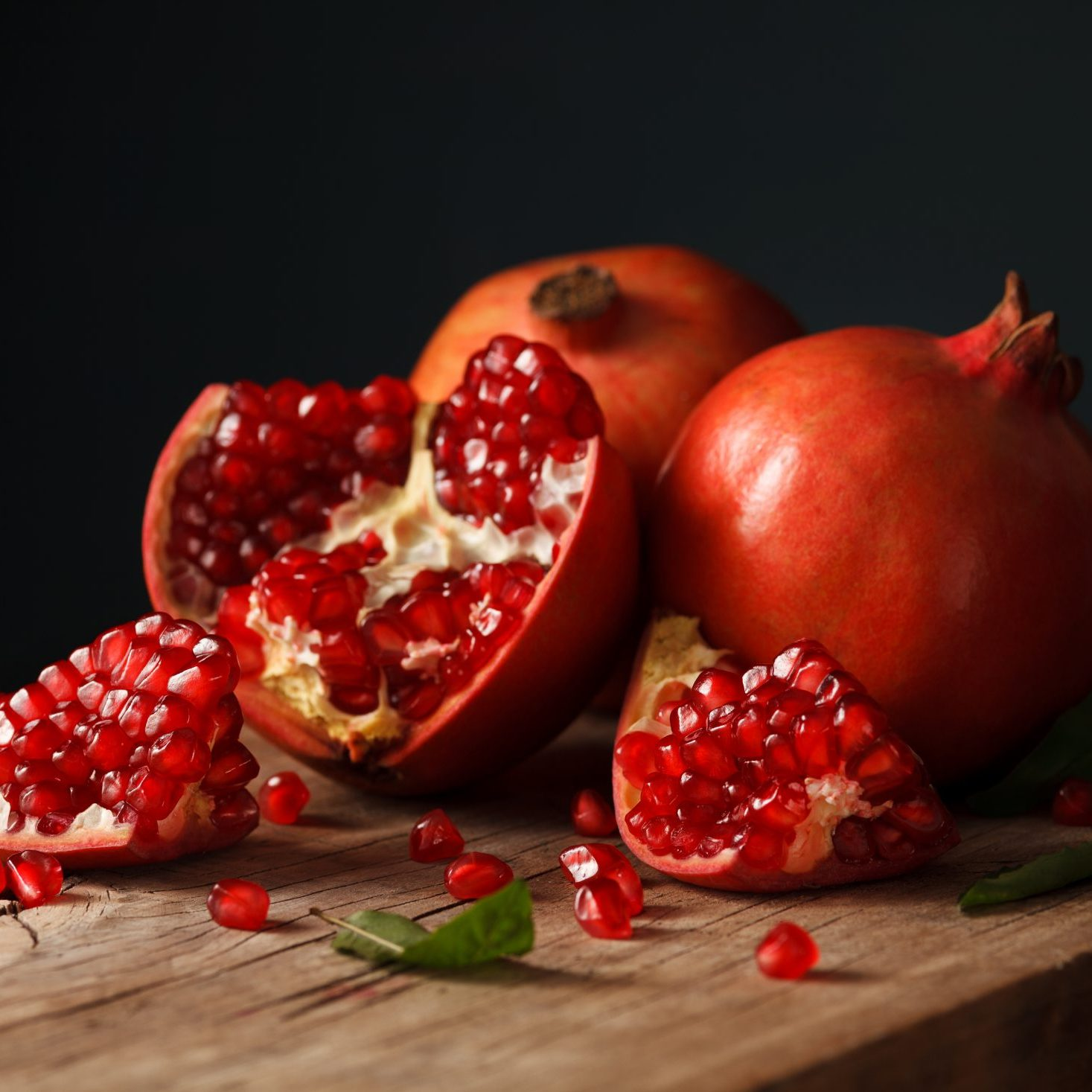 Keto pomegranate