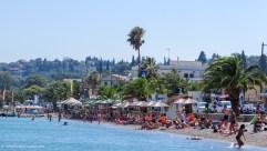 Dasia beach view