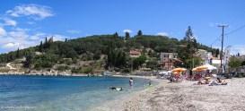 Kalamionas beach view