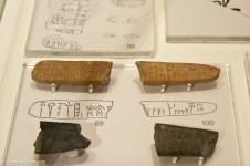 Linear B tablets