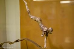 Bull-leaper statuette made of ivory