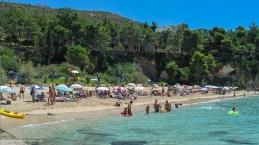 Platiw Gialos beach