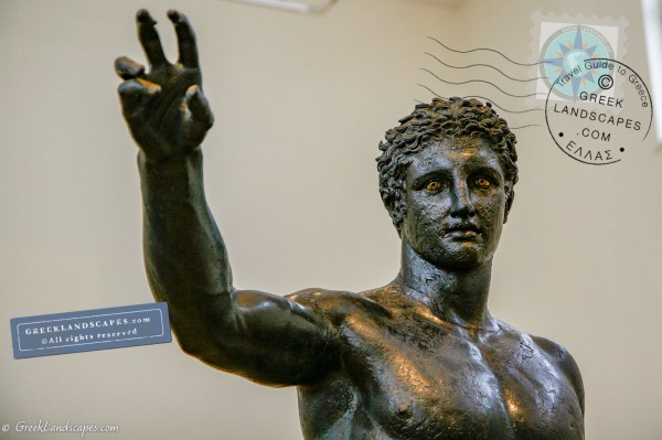 Classical Sculpture Greek Landscapes