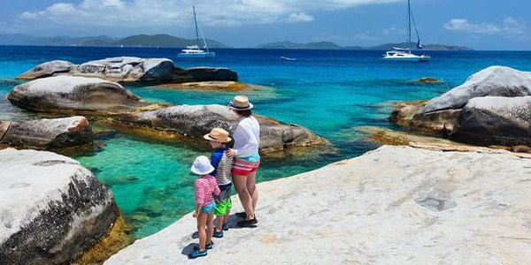Sailing in Greek islands Family luxury vacations