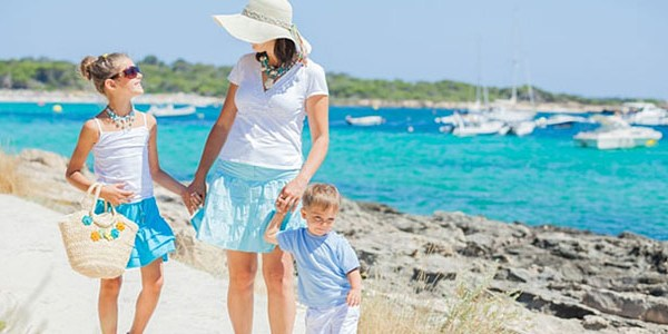 Sailing in Greek islands Family luxury holidays