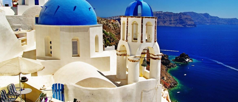 Sailing Greece Santorini island GreekSun Yacht Charter