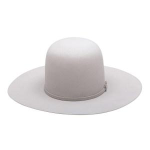 Greeley Hat Work Custom Classic Silver Mist