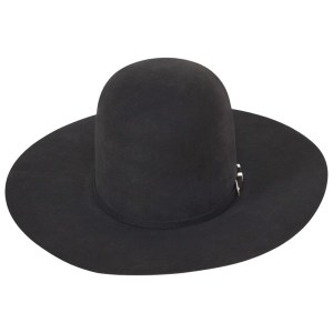 Greeley Hat Work Custom Competitor Gunmetal