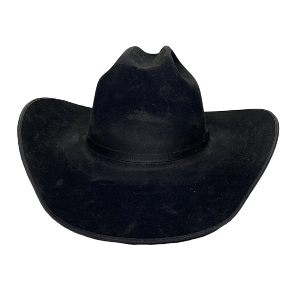 Kayce Dutton Hat from Yellowstone front view, made by Greeley Hat Works
