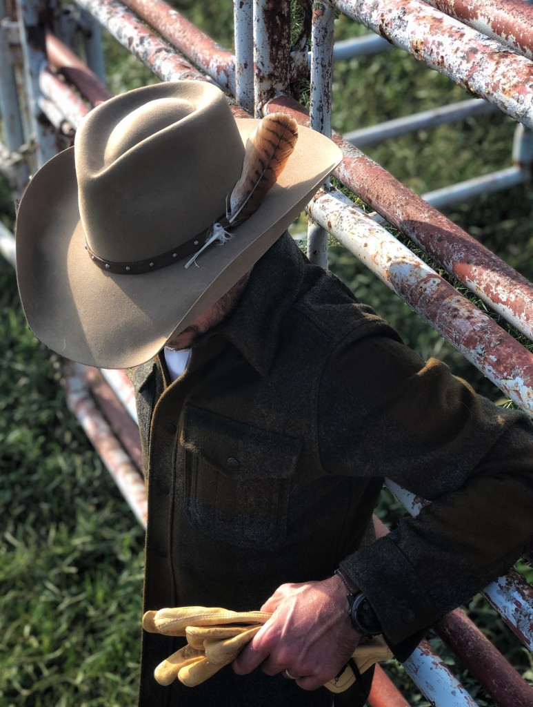 Cowboy Hunting Hats Anna V Outdoors Greeley hat Works