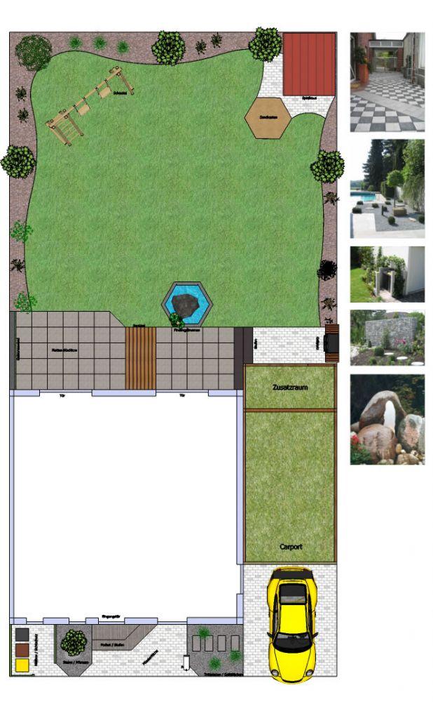 3D  2D Software Gartenplanung schnell einfach kostenlos  Garten  Pflanzen News  GREEN24