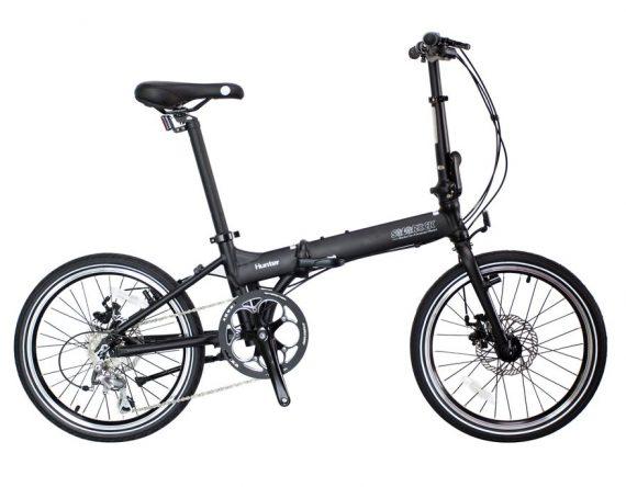 Hunter Pro- SOLOROCK 20″ 10 Speed Aluminum Folding Bike