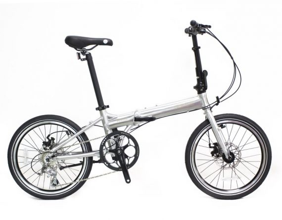 Hunter Pro- SOLOROCK 20″ 10 Speed Aluminum Folding Bike
