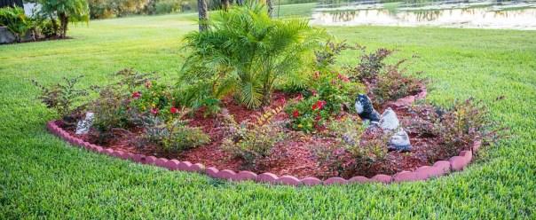 Decoración jardines Boadilla