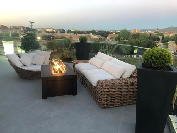 Diseños terrazas Madrid