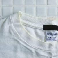 白Tシャツの襟汚れを防ぐ方法!