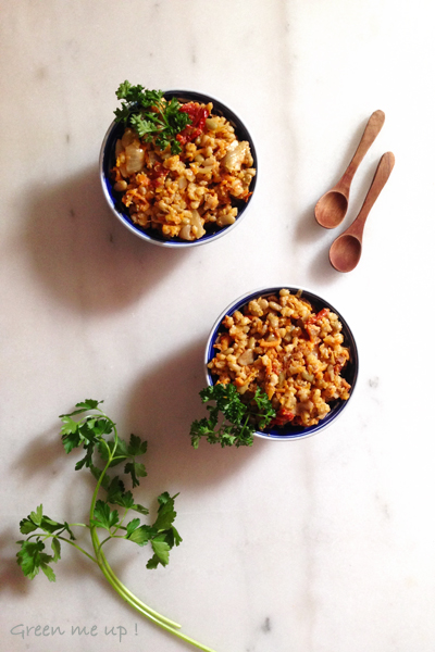 orzotto-haricots