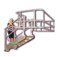 GREENLINE Gangways | Self-Leveling Stairs | Made in the USA!