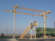 GREEN Horizontal Lifeline Systems | Fall Protection for Operators Requiring Continuous Horizontal Mobility