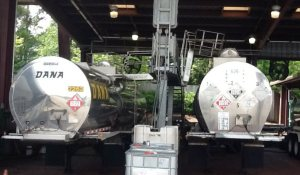 Tank Truck Loading Racks by GREEN
