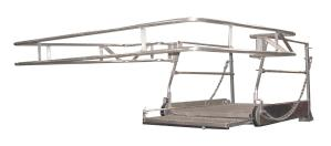 GREENLINE Telescoping Gangway Ramp | Model SB-RT
