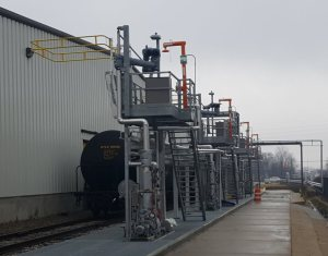 2017 Railcar Access Platforms by GREEN Mfg. #203