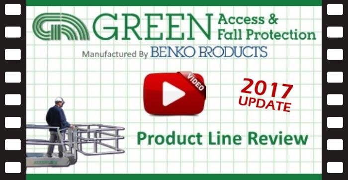 Green Access & Fall Protection Product Line