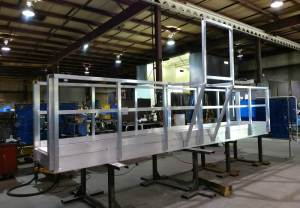 Custom Structural Fabrication by Benko Products